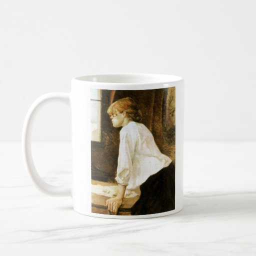 The Laundress by Toulouse-Lautrec Mugs