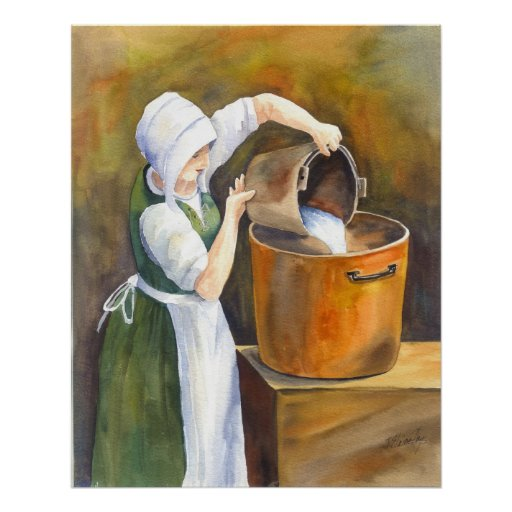 The Laundress Poster