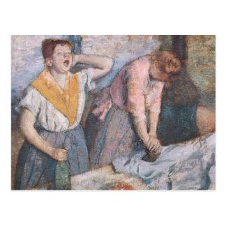 The Laundresses, c.1884 Postcard