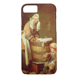The Laundry Woman iPhone 7 Case