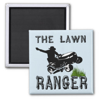The Lawn Range Magnet