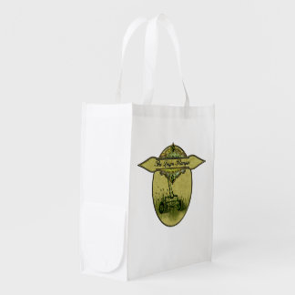 The Lawn Ranger Grocery Bags