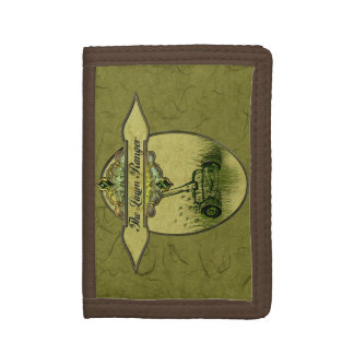 The Lawn Ranger Trifold Wallets