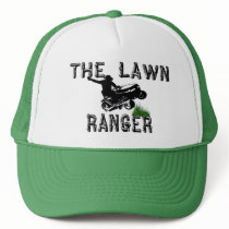 The Lawn Ranger Trucker Hat