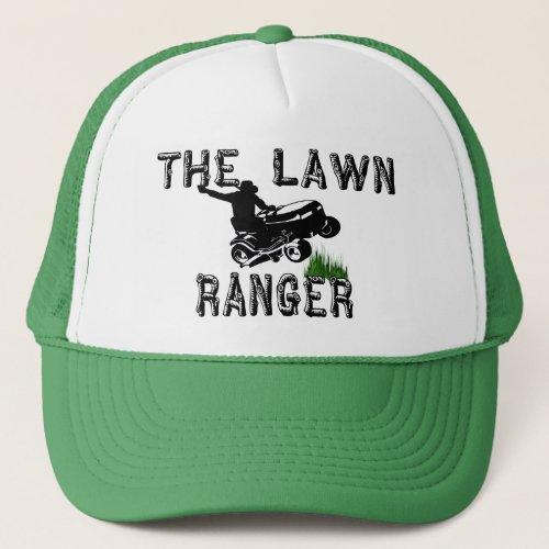 The Lawn Ranger Trucker Hat