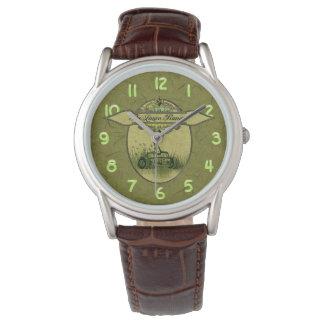 The Lawn Ranger Wrist Watch