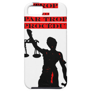 The Lawsuits Last too much per too many Procedures iPhone 5 Cover