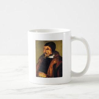 The Lawyer by Giuseppe Arcimboldo Classic White Coffee Mug