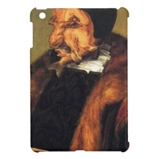 The Lawyer by Giuseppe Arcimboldo Cover For The iPad Mini