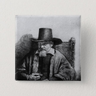 The Lawyer Tolling Pinback Button