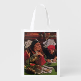 The Lawyer's Office, c.1545 Reusable Grocery Bag