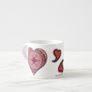 The Layers of the Heart Specialty Mug