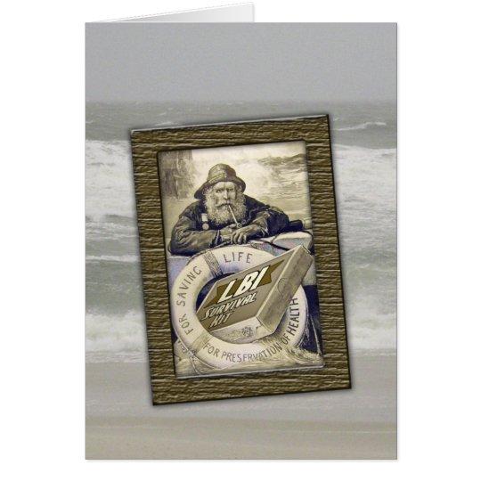 The LBI Sailor Card