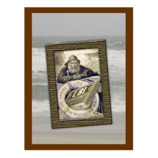 The LBI Sailor Post Card