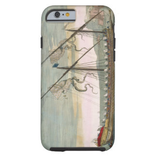 The lead galley under way by oar, from 'Le Naptune Tough iPhone 6 Case