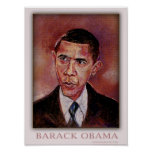 The Leader Barack Obama Posters