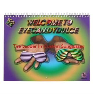 The Leader In Custom Sunglasses Wall Calendar