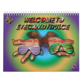 The Leader In Custom Sunglasses Calendar