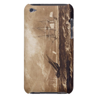 The Leader Sea Piece, engraved by Charles Turner ( iPod Case-Mate Cases