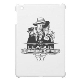 The League of Extraordinary Greyhounds iPad Mini Cover