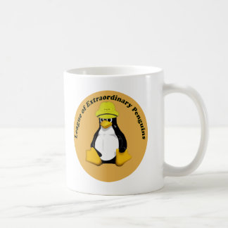 The League of Extraordinary Penguins Coffee Mug