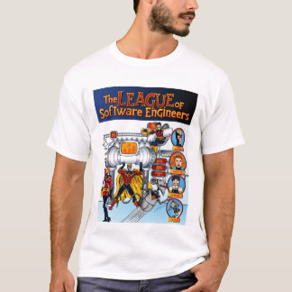 The League of Software Engineers Shirt