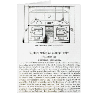 The Leamington Stove, or Kitchener Greeting Cards