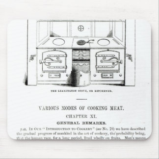 The Leamington Stove, or Kitchener Mouse Pad