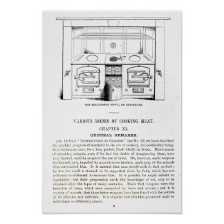 The Leamington Stove, or Kitchener Poster