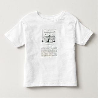 The Leamington Stove, or Kitchener Toddler T-shirt