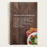 "The Lean Guide to Weight Loss Planner<br><div class=""desc"">It is possible to lose weight and keep it lost,  but it takes time,  effort and acceptance of individual variations. First,  stop obsessing about it. Then,  follow these tips from the Lean Guides to Life.</div>"
