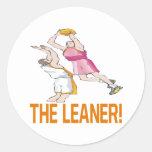 The Leaner Sticker