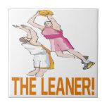 The Leaner Tile