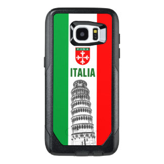 The Leaning Tower Of Pisa And The Pisan Cross OtterBox Samsung Galaxy S7 Edge Case