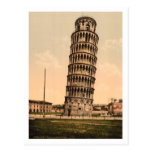 The Leaning Tower of Pisa, Tuscany, Italy Postcards
