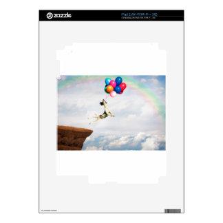 The leap of Faith Decal For iPad 2