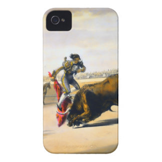 The Leap or Salta Tras Cuernos iPhone 4 Case-Mate Cases