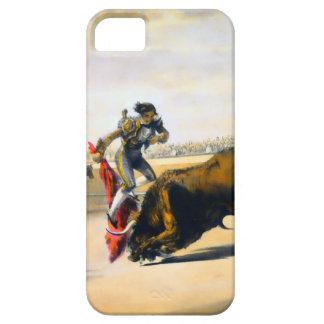 The Leap or Salta Tras Cuernos iPhone SE/5/5s Case