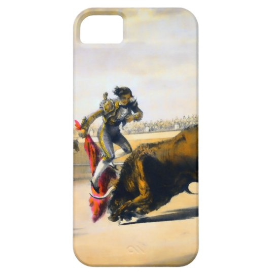 The Leap or Salta Tras Cuernos iPhone SE/5/5s Case