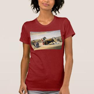The Leap or Salta Tras Cuernos Tee Shirt