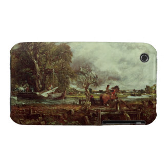 The Leaping Horse, c.1825 (oil on canvas) iPhone 3 Cases