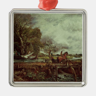 The Leaping Horse, c.1825 (oil on canvas) Christmas Ornament