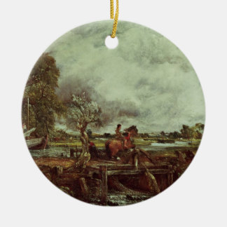 The Leaping Horse, c.1825 (oil on canvas) Christmas Tree Ornaments