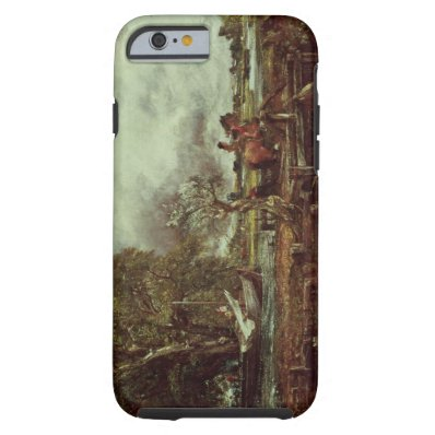 The Leaping Horse, c.1825  oil on canvas  Tough iPhone 6 Case