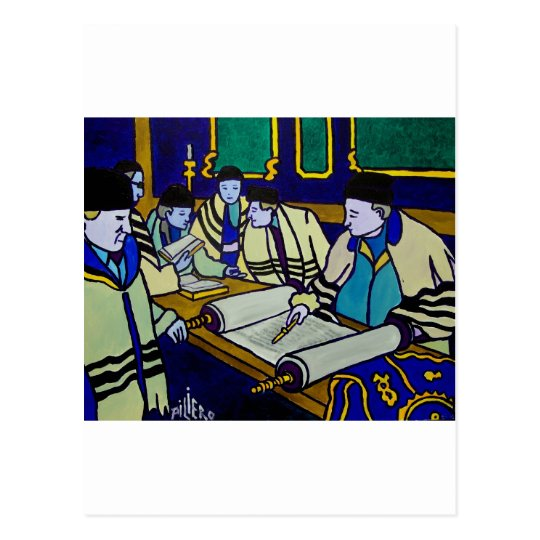 The Learning by Piliero Postcard