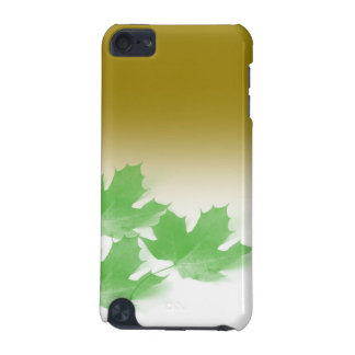 The Leaves Hard Shell Case for Ipod Touch