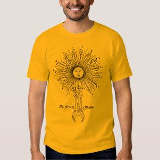 The Leaves of Hermes Sacred Tree T Shirt