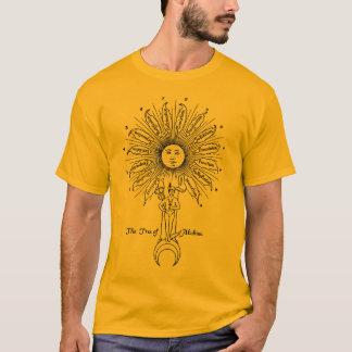 The Leaves of Hermes Sacred Tree T-Shirt