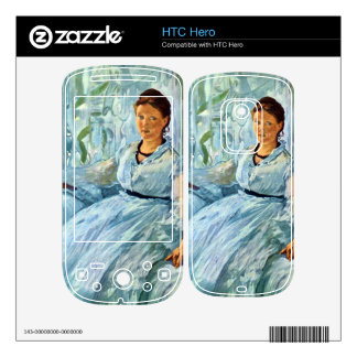 The Lecture by Edouard Manet Decals For The HTC Hero