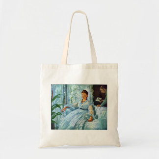 The Lecture by Edouard Manet Tote Bag